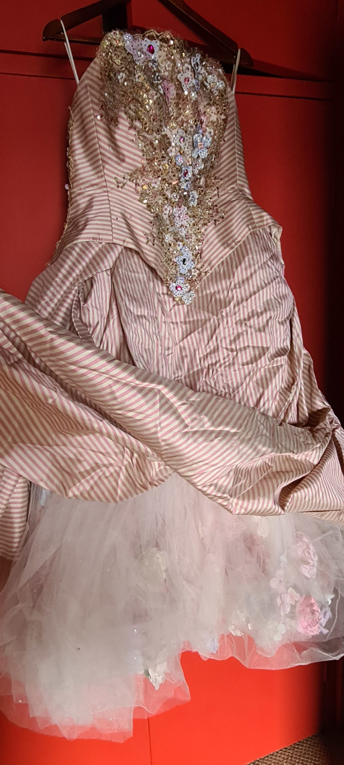 Christa B Haute Couture Wedding Dress   Sell My Wedding Dress